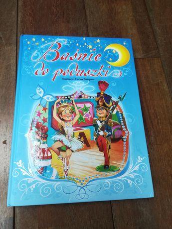 Książka Baśnie Do Poduszki Suchy Las Olxpl