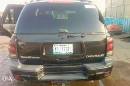 American spec Chevrolet Trailblazer for sale