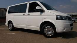 2011 Volkswagen Kombi T5 2.0 Tdi 8 seater Great Condition Contact: Tes