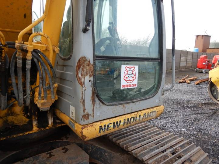 New Holland E135BSR-2 - 2009 - image 61