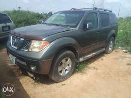 Nissan pathfinder with smoke engine for sale
