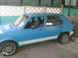 vw golf mrk1 for sale cape town bargain!!