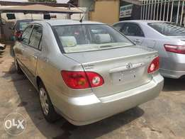 2003 Toyota corolla available for sale