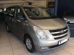 2015 Hyundai H-1 2.5 CRDI (VGT) Wagon A/T For only R429900