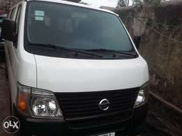 Clean, air conditioned Nissan Urvan Twin Cam 2.5 Bus