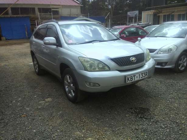 Toyota harrier 4wd 2005 model Lavington - image 2