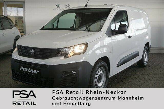 Peugeot Partner Kasten L2 Grip HDi130 *Navi *GripControl - 2019