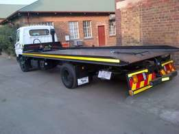 Rollback with driver 4Hire: any vehicle / machine transport 24/7