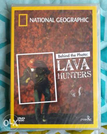 Lava Hunters Behind The Photo DVD.