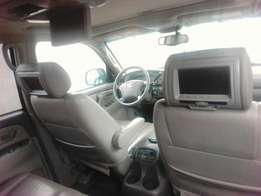 Toks 2004 Toyota Sequoia limited edition