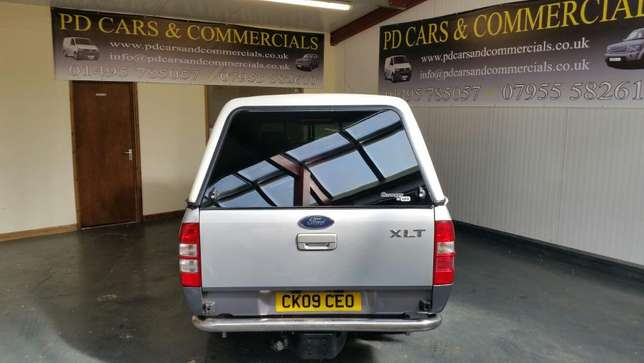 Ford Ranger Double Cabin 2010. Ex-UK Manual - 4WD 2500cc Diesel Mtwapa - image 8