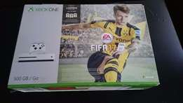 fs: Xbox One S 500gb with Fifa 17 bundle