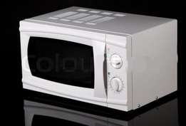 Brand New!!! 20 litre Microwave Oven (Manual) 700 Watt