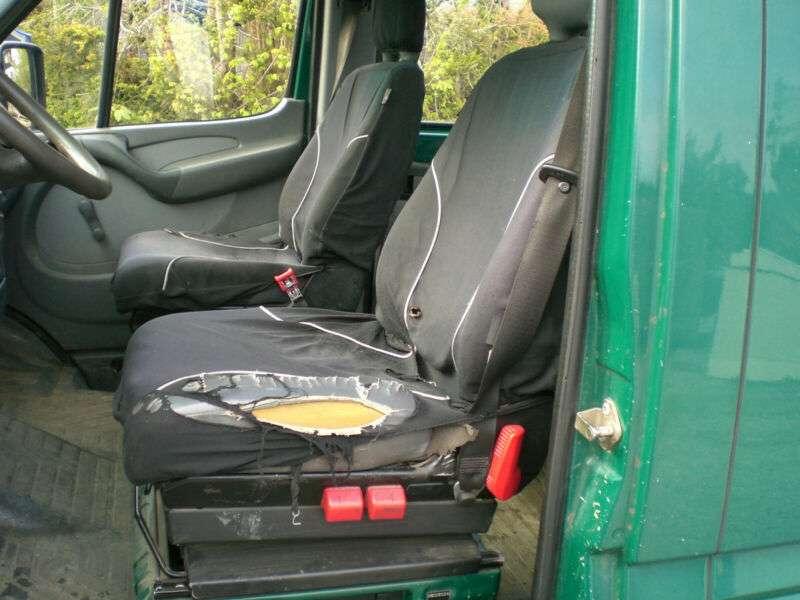 Mercedes-Benz 313 CDI Sprinter Maxi Doppelkabine - 2004 - image 9