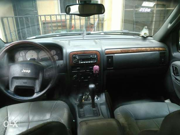 Jeep Grand Cherokee 2003 model Registered Surulere - image 5