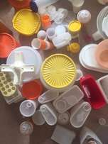 Assorted Tupperware for sale