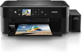 Epson L850 printer, copier and a scanner