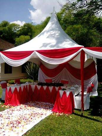 all types of tents,tables,chairs and decoration Westlands - image 3