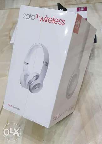 Original headphone Beats Solo3 6 أكتوبر -  5
