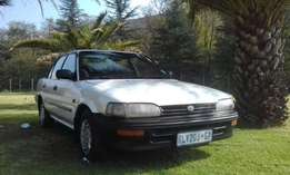 Toyota corolla for sale R14 800