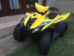 Suzuki Dinli Cobia 50cc kids quad bike (Like New!)