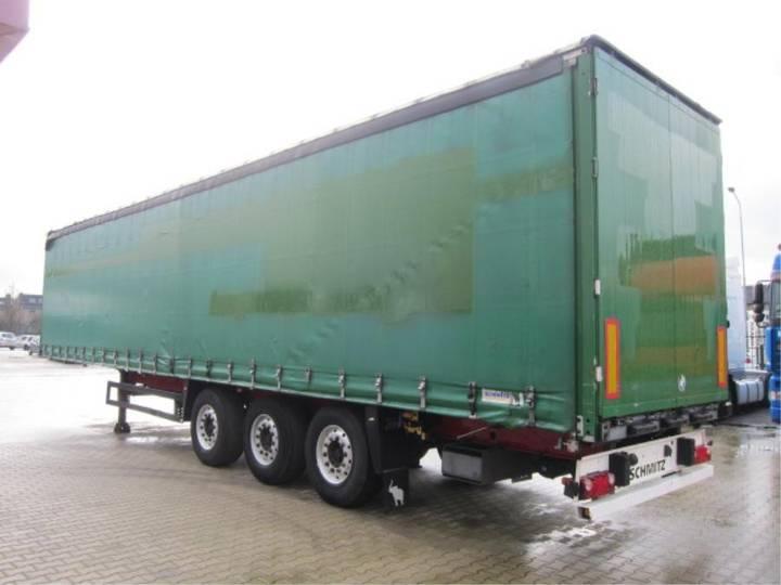 Schmitz Cargobull SO1 Coil Stuuras/Steering/Lenkachse - 2008 - image 4