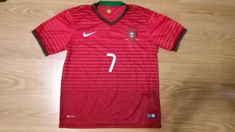 1c2eb2a66 Koszulka Portugalia S M NIKE Ronaldo Zielona Góra - image 1
