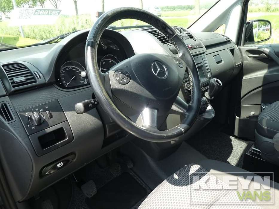 Mercedes-Benz VITO 110 CDI LONG AC lang, metallic, airc - 2014 - image 6
