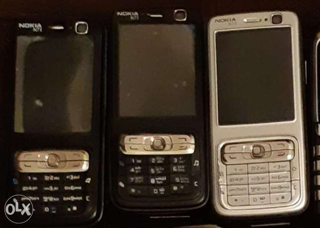 3 mobile like new for 120$