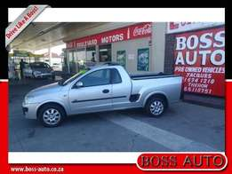 2007 Opel Corsa Utility 1.4 Sport for sale!