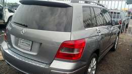 Extremely sharp and sparkling 2012 GLK with custom duty, full option