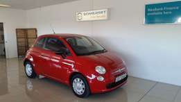 Fiat 500 1.2 for sale in Western Cape