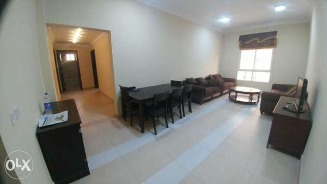 3Bedroom Fully Furnished Apartment For Rent In Al Sadd