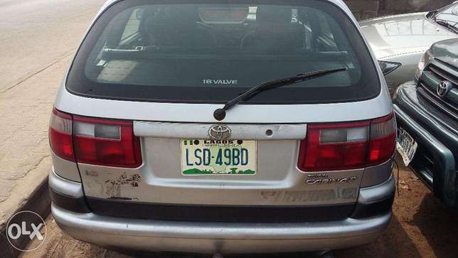 Very clean Toyota Carina E for sale. Port Harcourt - image 1