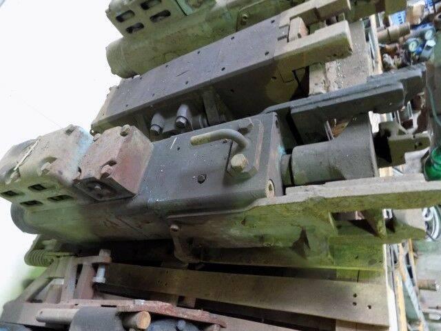 ABI trill blok hydr/lucht  equipment