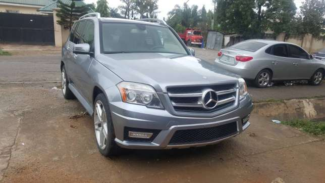 Very clean benz GLK 350 4matic for sale Gwarinpa - image 1