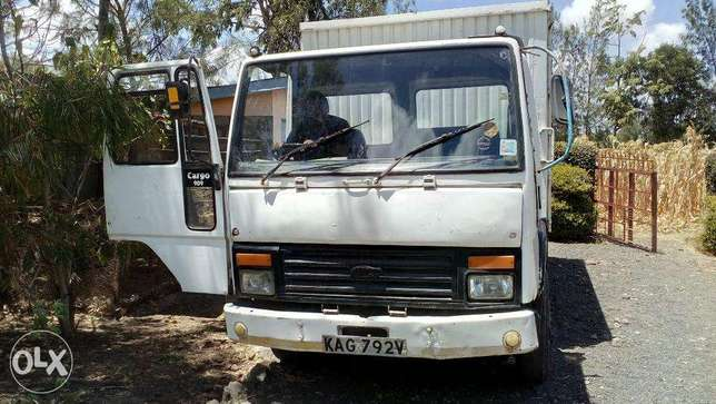 Iveco Cargo 909 truck, KAG-V, 5tons, clean Shs.499,000. Umoja - image 1