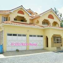 6 BDRMS in kahawa sukari estate with quest house for sale
