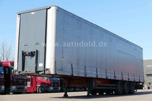 Koegel S3d4s23e Pritsche Plane Coilmulde Open Box - 2007