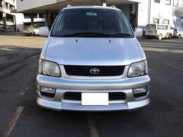 2000 Toyota Town Ace Noah Road Tourer (Japan used only)