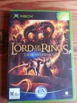 The Lord Of The Rings - The Third Age (Xbox Retro PAL) -R250