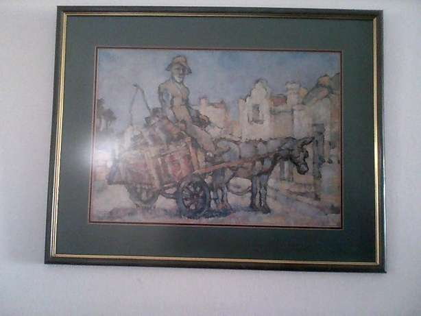 Gregoire prints in Frames Somerset West - image 2