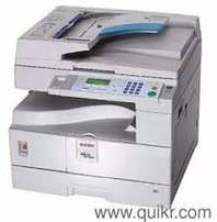 Ex UK photocopy machine MP 1600 mp2000 very clean efficient