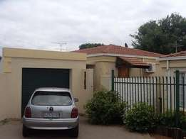 2 bed cluster house for rent in noordwyk for R7500