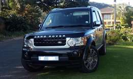 Limited Edition 2012 Land Rover Discovery 4 Hse Luxury