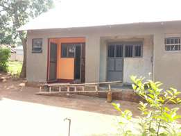 Single room with a store on Gayaza road Wampewo at 100k