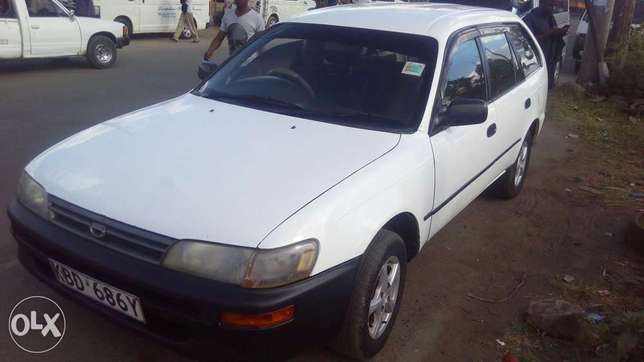 Toyota corolla dx 104 for quick sale Air Base - image 6