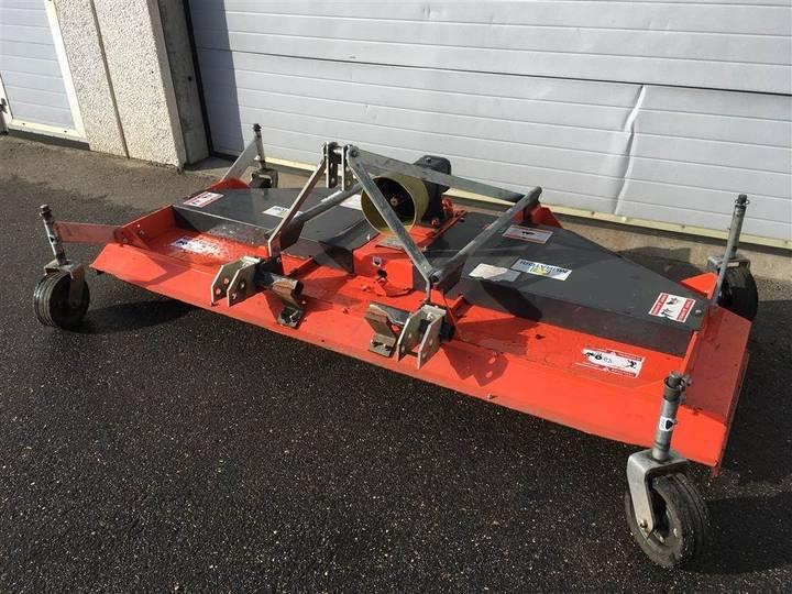 Muratori 235 Cm Rotorklipper - 2017
