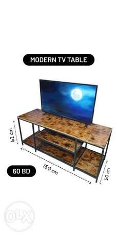Classic Wooden TV table