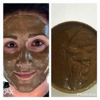 Facial Clay mask-bentonite powder